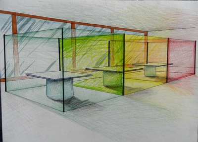 design d 39 espace. Black Bedroom Furniture Sets. Home Design Ideas